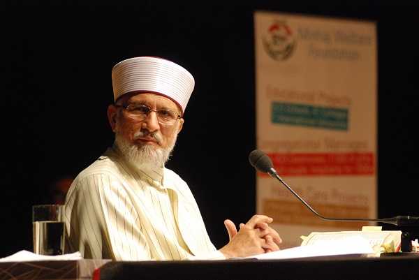 Dr Muhammed Tahir-ul-Qadri schrijft brief aan President Obama en andere wereldleiders