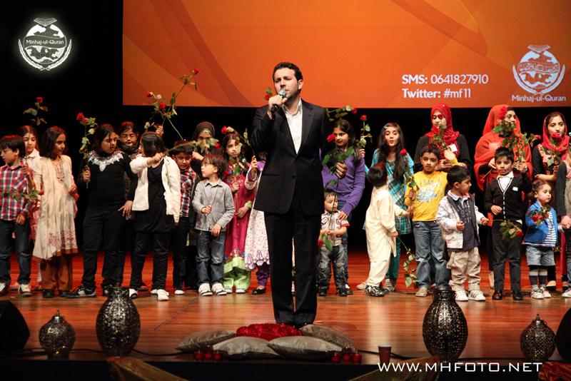 Mawlid Festival 2011: Een Jihad van kennis, liefde en vrede.