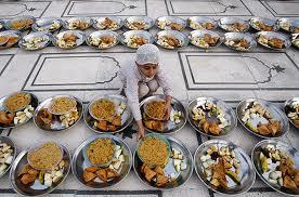 Minhaj Iftar woensdag 24 augustus