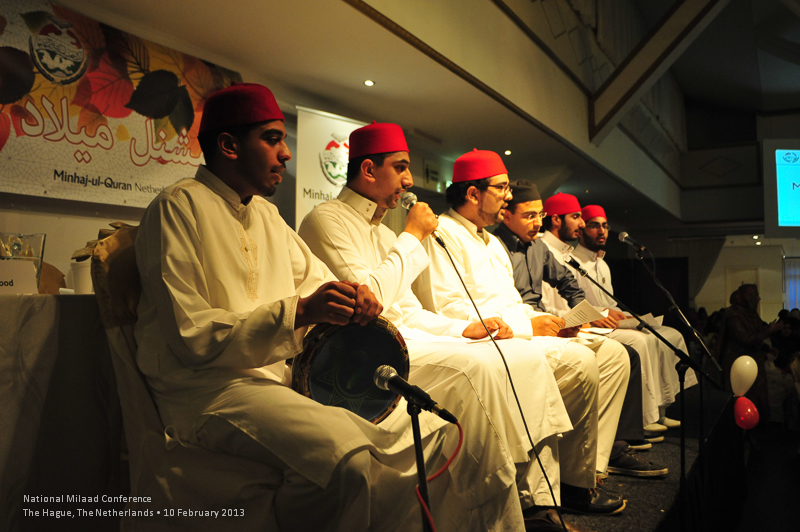 Fotoverslag: National Milaad Conference 2013