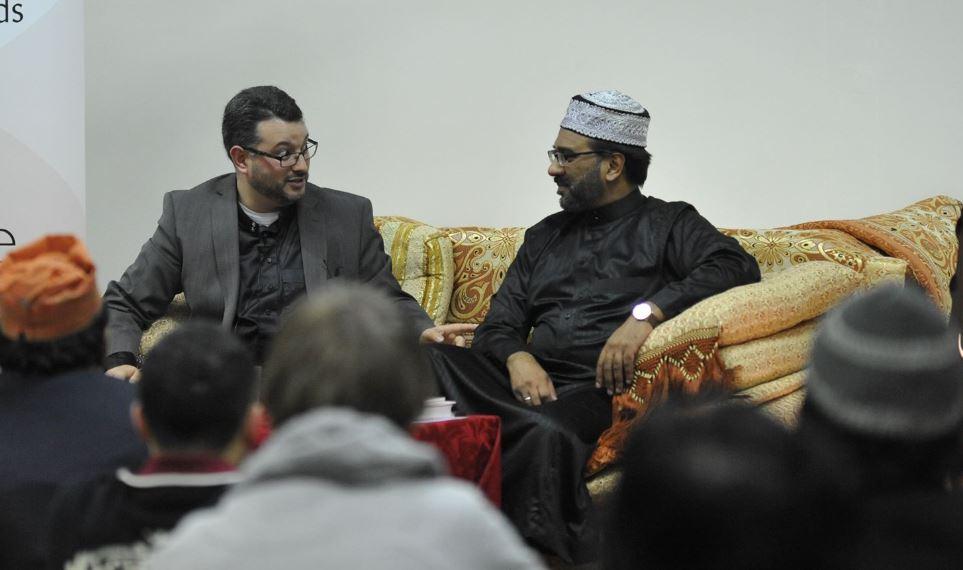 Dit weekend: Iman-boost weekend met Ustadh Sadiq en Ustadh Arab