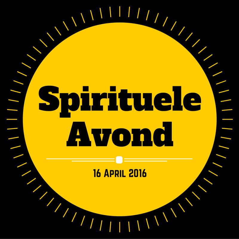 Spirituele Avond | Den Haag, za 16 april