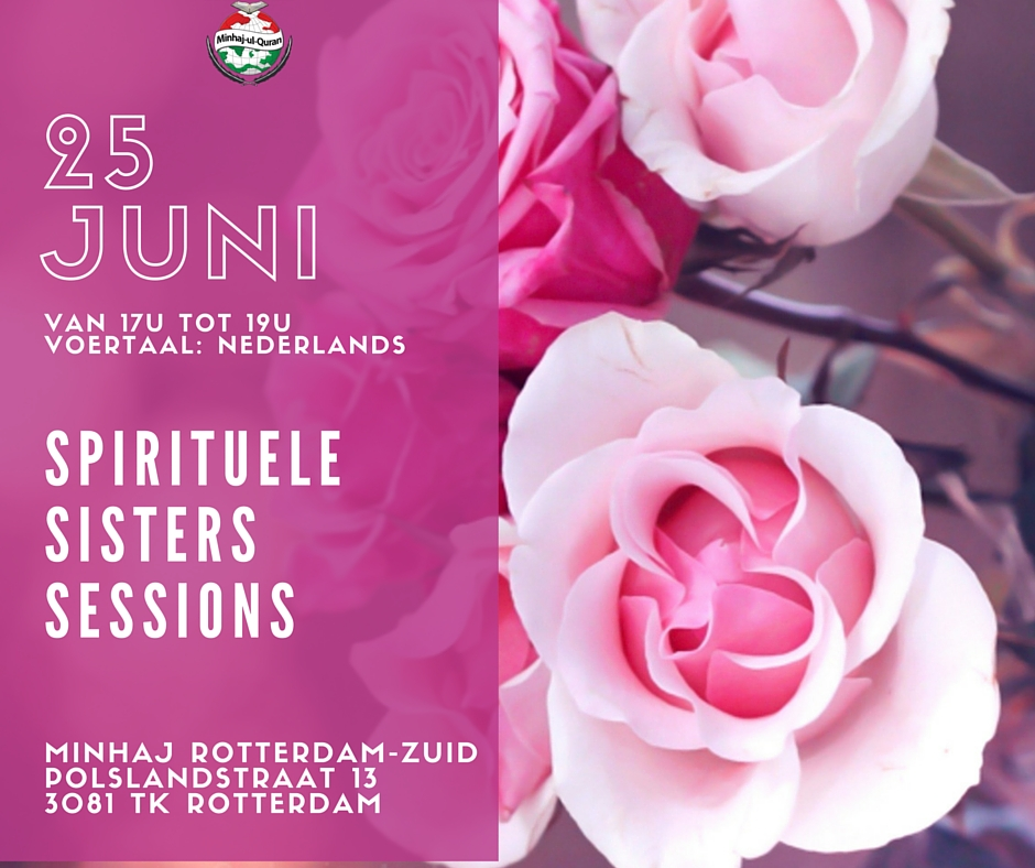 Spirituele Sisters Sessions | Rotterdam-Zuid, za 25 juni