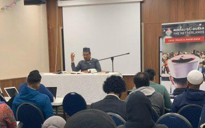 Cursus Surah Fatiha en de laatste 10 Surah's van de Quran