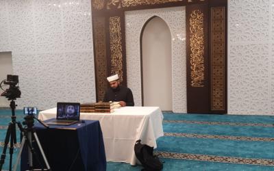 Terugblik Online Lezing Allama Hafiz Yasir Naseem
