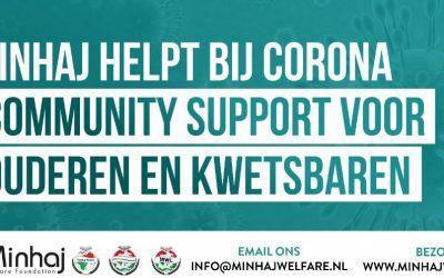 Community Support voor ouderen en kwetsbaren